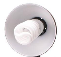 Difusor Circular com Lâmpada 45W (Espiral)