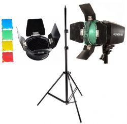 Kit Flash K150 (110V) para Fundo Estúdio Fotográfico