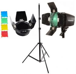 Kit Fundo Estúdio Flash K 150W (220V) Greika