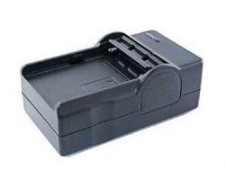 Carregador Bi-volt para Baterias de Cameras Sony e similares