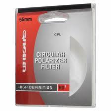 Filtro Polarizador Circular 55mm