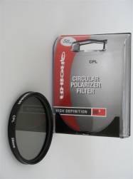Filtro Polarizador Circular 58mm