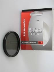 Filtro Polarizador Circular 62mm