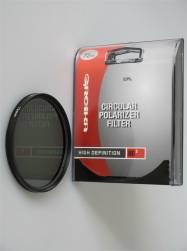 Filtro Polarizador Circular 72mm
