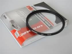 Filtro UV 72mm