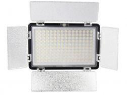 Iluminador 160 Ultra Leds Bi Color Verata 1080 HVR-D160S – Greika