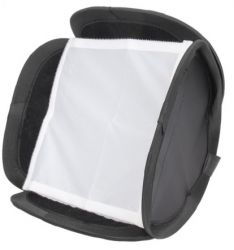 Mini Softbox 23x23 Cm Flash Speedlight  Universal