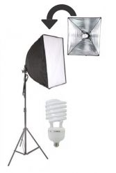 Kit de Iluminação 40x40 Cm  (135W)  Soft Star Light  Luz Fria