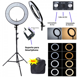 Ring Light Bicolor 18
