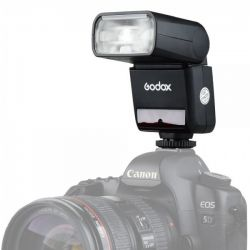 Flash Speedlight TT350 HSS Compacto Canon ou Nikon