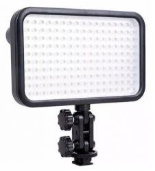 Iluminador 170 Leds Godox/Greika para Filmagem e Fotografia Foto e Vídeo