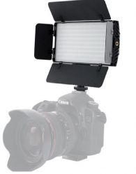 Iluminador Video Led PT-30B Pro II Ultra Fino Bi-color  LED