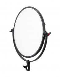 Painel Led Iluminador Bicolor  360 Leds RS-36B Soft Ring Light Circular Greika
