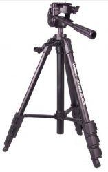 Tripe de Camera e Video CX-888 Velbon Altura Minima:46 cm Altura maxima:1.23 m Com a Cabeça Elevada 1,46cm