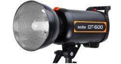 Flash para Studio de Alta Velocidade QT600 Capacidade 600W