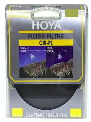 Filtro Polarizador Circular Slim, Hoya CIR-PL SL 62mm