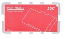 Estojo para Cartão de Memória JJC MCH-MSD10CN