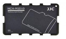 Estojo para Cartão de Memória JJC MCH-MSD10GR