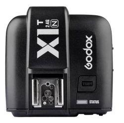 Transmissor para Nikon para Radio Flash X1 Godox TTL