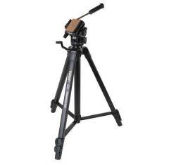 Tripe Profissional Para Foto e Video Capacidade 4KG VideoMate 638