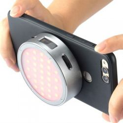 Iluminador Mini Led RGB Godox R1