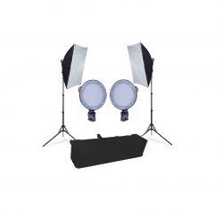 Softbox Luz de Led para Foto e Vídeo  Greika LED Max