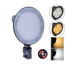 Iluminador Softbox Led Fotografia E Filmagem Ledmax45