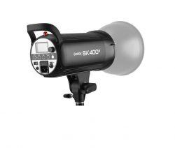 Flash SK 400 Greika/Godox para Estúdio Fotográfico (TOCHA)