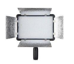 Iluminador LED P/ Estudio - 500 Ultra LEDS- Bicolor e C/ Controle Remoto