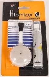 Kit de Limpeza WF 2009 com Spray, 5 em 1