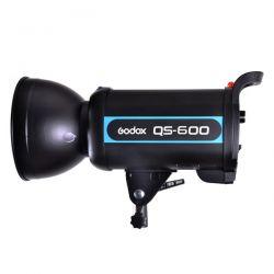 FLASH DE ESTÚDIO QS 600W (110V) GREIKA/GODOX