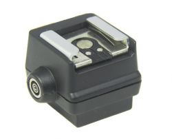 Sapata HC-5 de Flash para Câmeras Sony e Minolta