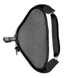 Softbox 60x60 para Flash Speedlight - Universal