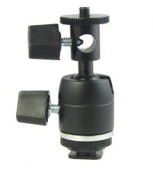 Mini Cabeça Ballhead (Giro de 360°) FMH-05